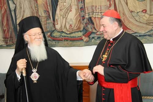 Σύναξις Ορθοδόξων Κληρικών και Μοναχών, Πατριάρχου Βαρθολομαίου Οικουμενιστικά Λεχθέντα και πραχθέντα (Μέρος 11ον)